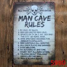 Man Cave Wall Decor Online Get Cheap Man Cave Decor Aliexpress Com Alibaba Group