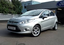 ford fiesta 1 4 zetec 5dr auto in silver 2012 for sale at