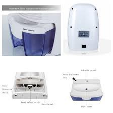 Dehumidifier Basement Amazon Com Msj Portable Dehumidifier With 250ml Day