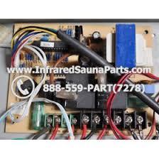 Keys Backyard Infrared Sauna by Complete Control Power Box With Control Panel Complete Control