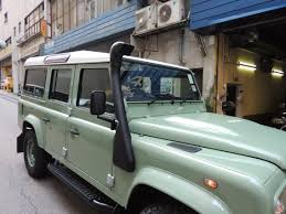land rover snorkel s u0026p 4x4 ltd