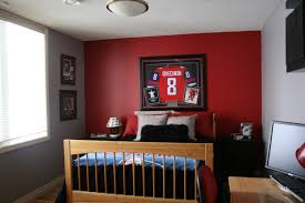 boys bedroom cool teenage room decoration with unique bed sheet