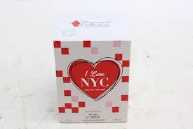 Parfum Nyc i nyc eau de parfum collection 3 4 fl property room