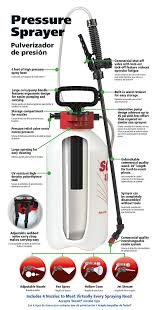 amazon com solo 430 2g 2 gallon farm and garden sprayer lawn