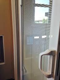 patio doors sliding patio door withnternal blinds vinyl
