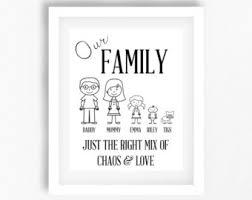 gift for family etsy