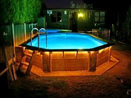 bedroom endearing outdoor deck lighting ideas pool design