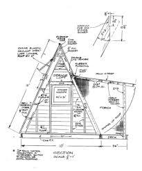 a frame plans deek diedricksen s transforming a frame getaway cabin relaxshacks