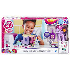 my little pony explore equestria friendship express train toy my