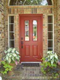 House Door by Best 25 Orange Front Doors Ideas On Pinterest Orange Door