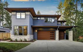 modern garage doors ridge modern by clopay