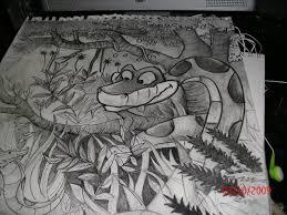 kaa jungle book by kate ricochet 1779 on deviantart