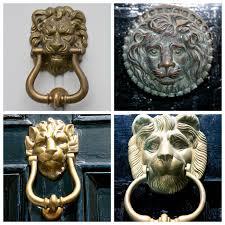 very english simply splendid living door knockers very