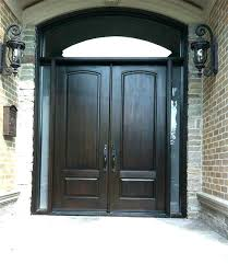Solid Exterior Doors Solid Wood Front Doors Inspiring Door Pics Arched In Exterior