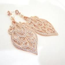 33 etsy bridal earrings crystal bridal earrings wedding jewelry