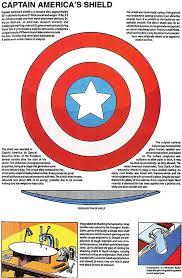 captain america u0027s gear marvel comics avengers writeups org