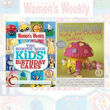 the australian women u0027s weekly kid u0027s birthday cake collection 2