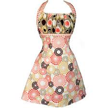 Apron Designs And Kitchen Apron Styles Designer Kitchen Aprons Vintage Style Pocket Ruffled Aprons