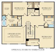 remington new home plan in cedar lakes tradition by lennar