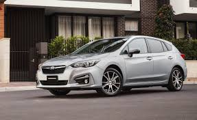 2017 subaru impreza hatchback white 2017 subaru impreza detailed new generation expected to double in