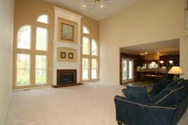 The TwoStory Family Room Trend Out Or In For  Hooked On - Two story family room