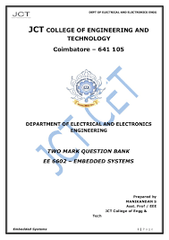 embedded two mark question