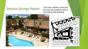the ridge on sedona golf resort floor plan villas of sedona u0026 sedona springs in room channel youtube