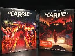 carrie 1976 rare oop slipcover scream factory pinterest