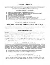 carpenter resume samples construction contractor resume free resume example and writing contractor resume examples