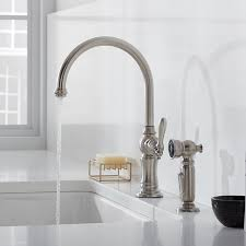 kohler artifacts two hole kitchen faucet group domain industries