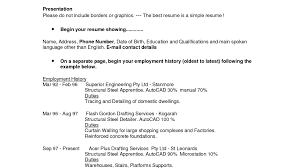 ideal resume cover letter te
