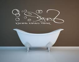 diy bathroom wall art modern glass shower enclosure designs ideas