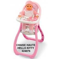 chaise haute hello smoby sav chaise haute hello