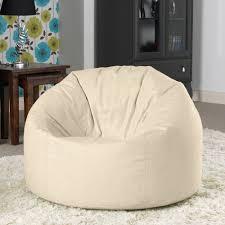 fresh white faux fur bean bag chair 6999