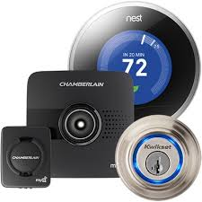 bluetooth thermostat nest learning thermostat kevo bluetooth electronic door lock and