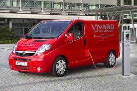 opel chevy opel unveils vivaro e concept hybrid van at iaa hannover show