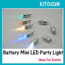 battery operated lights 100 mini led mini
