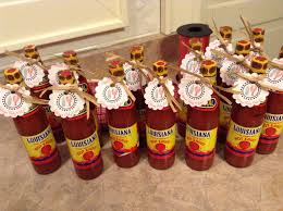coed baby shower favors crawfish boil baby shower favors 62 cents each at walmart