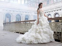 the most beautiful wedding dress one of the most beautiful gowns 2012 glitter lace