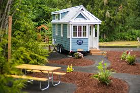 mt hood tiny house village tour oregon tiny house rentals