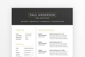 Business Card Resume Free Resume U0026 Cover Letter Template Business Cards On Behance