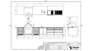 designer series outdoor kitchens u2013 lifestyle bbqs
