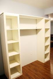 Bookcase Desks Ikea Hack Bookshelf Desk Good Idea For Mounting A