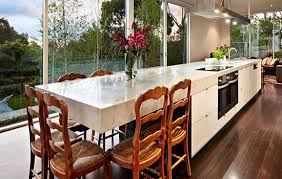 kitchen table island combination island kitchen benches inspiration realestate au