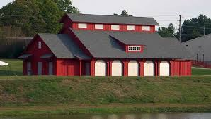 The Big Red Barn Book Auburn University College Of Agriculture Alabama Farmers Pavilion