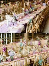 purple wedding decorations swoon worthy rustic chic purple wedding decor mon cheri bridals