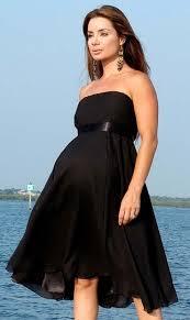 formal maternity dresses black swing formal maternity dress bellablumaternity