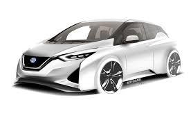 nissan leaf black edition next gen nissan leaf aims for 340 mile range autocar