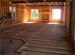 how to install seattle radiant flooring types of radiant heat