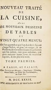 mod e de cuisine uip menon nouveau traité de la cuisine edition of the